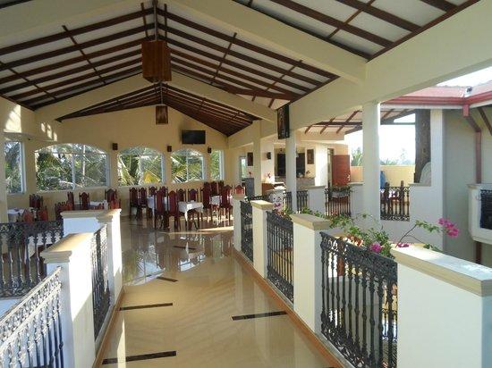 Ocean Pearl Hotel: Restaurant