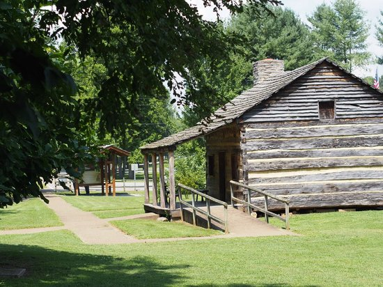 David Crockett Birthplace State Park