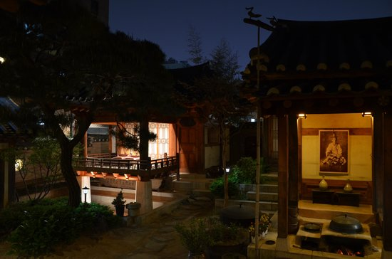 Rakkojae Seoul: Quando scende la sera