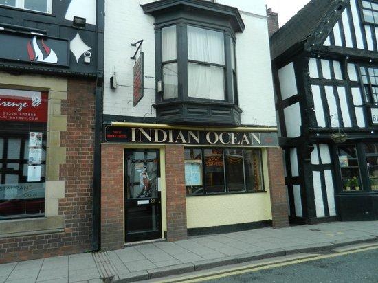 Indian Restaurant Nantwich