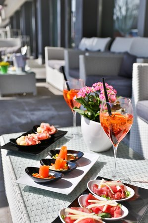 One Hotel: w l'aperitivo !!