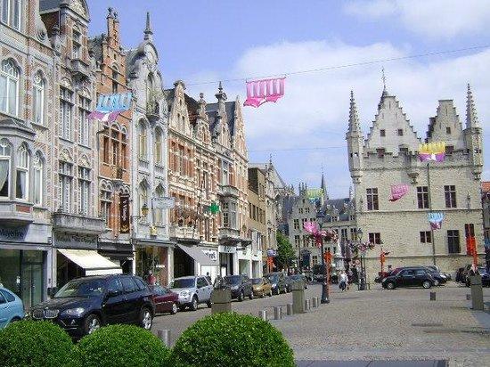 Ijzerenleen, Malinas, Bélgica.