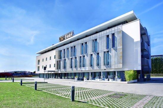 One Hotel: esterno