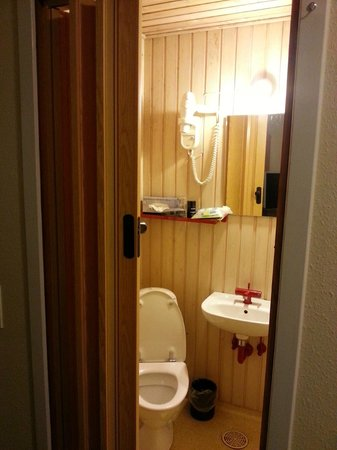 Bathroom billede af best western hotel skivehus skive for H g bathrooms brookvale