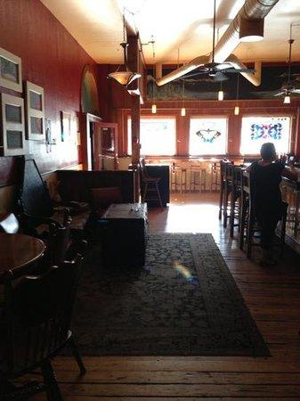 La Rosa Club: Bar and Lounge Area