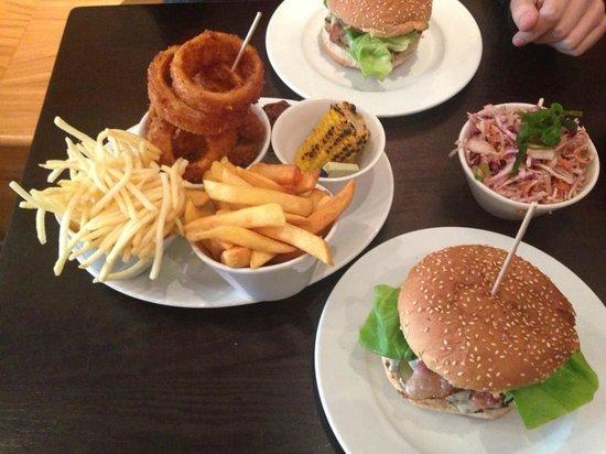 Gourmet Burger Kitchen Birmingham The Mailbox Ladywood