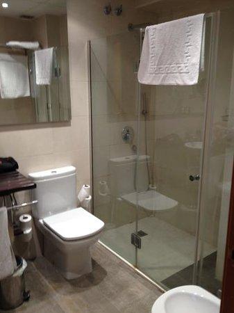 Chalet El Turin: bathroom