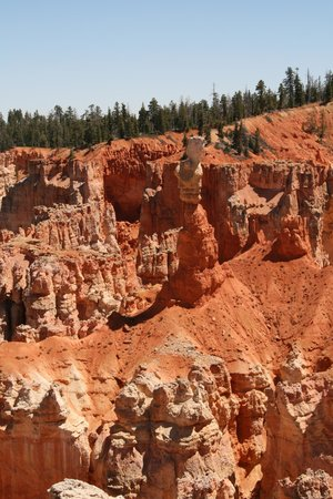 Bryce, ยูทาห์: Beautiful Colours of Ponderosa Canyon