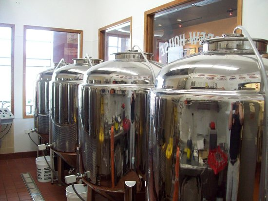 Red Wing Brewery : The Brew House