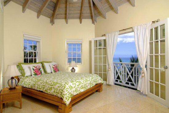 Nelson Spring Beach Resort : Bedroom