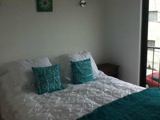 B&B CasaMoro Hostel : habitacion baño privado