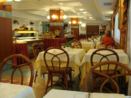 Caesar Palace Hotel Taormina: Good food