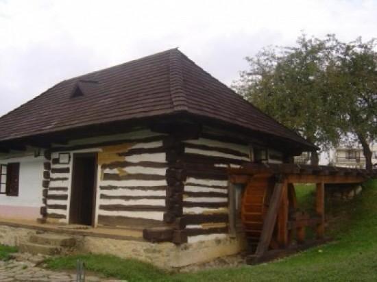 Humenne, Slovakia: Skanzen