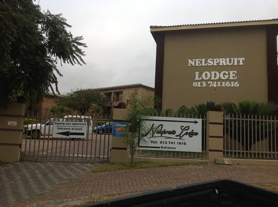 Nelspruit Lodge: -THE PLACE TO STAY-