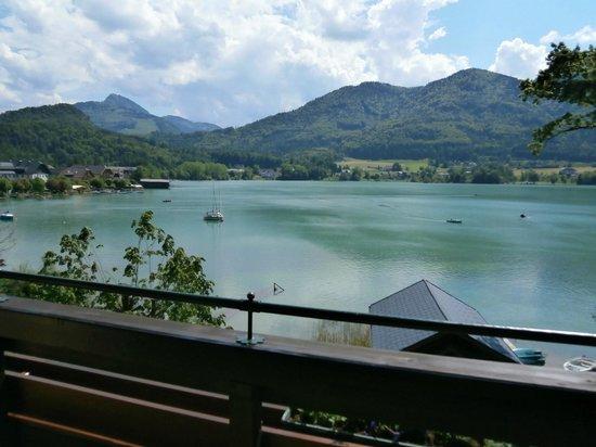 Hotel Seewinkel: vista lago