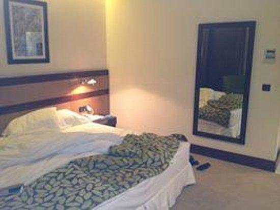 Coral Beirut Al Hamra Hotel: Room