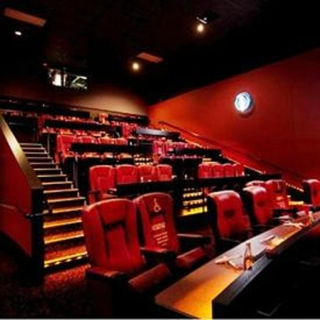 Inside The Theater Picture Of Amc Disney Springs 24 With Dine In