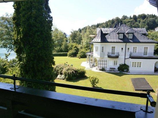 Hotel Seewinkel: vista schlossl
