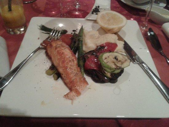 InterContinental Bucharest : Delicious dish