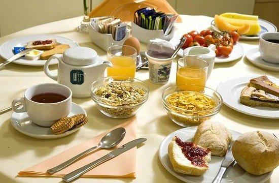 Albergo Ristorante Da Neni: colazione