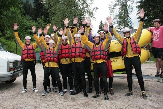 Chili Rafting: siamo stati grandi