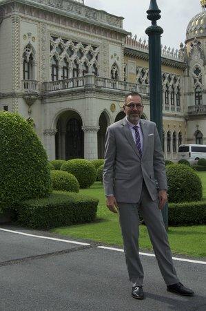 Crown Tailor: grey suit
