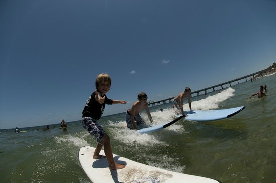 Island Camps Surf Camp At Deerfield Beach Fl