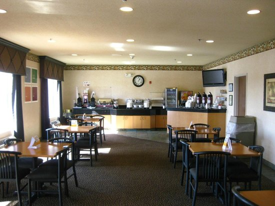 Comfort Suites: Breakfast Nook