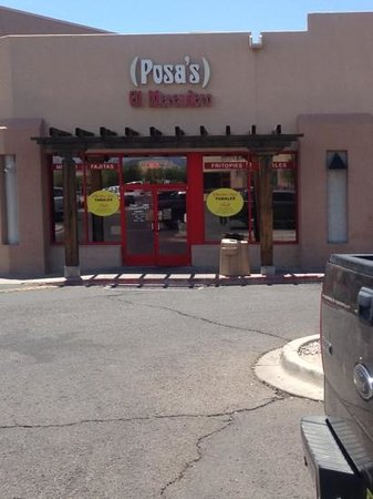 Posa's Tamale Factory and Restaurant: Add a caption