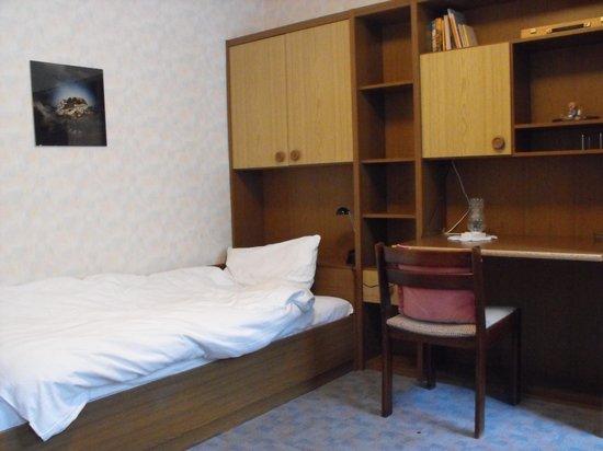 Hotel Krone: bedroom