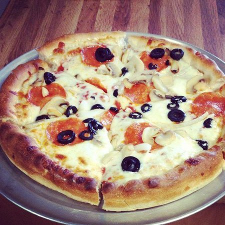 A-1 Pizzeria-Restaurant: our pizza