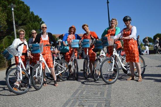 Baja Bikes Lisbon