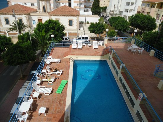 Hotel Don Pepe: The pool