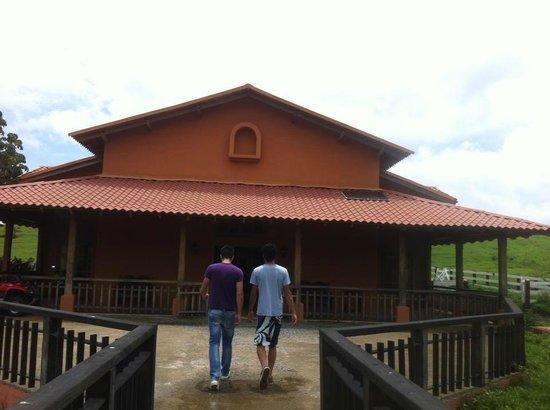 Hotel Borinquen Mountain Resort: Barn