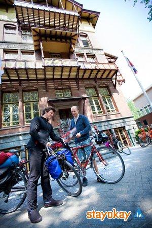 Stayokay hostel amsterdam vondelpark pensione prezzi 2018 for Alloggi amsterdam consigli