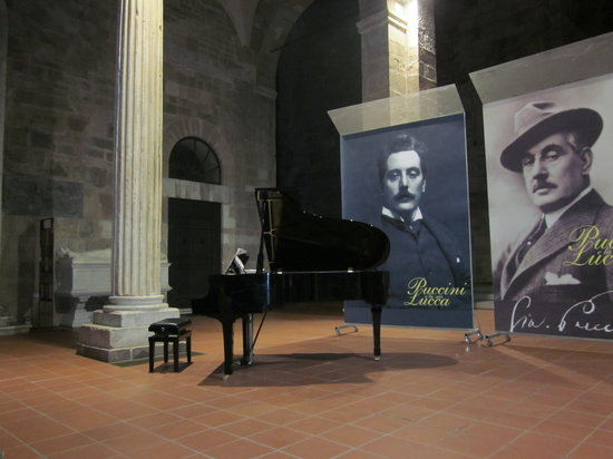 ‪Puccini e la sua Lucca International Permanent Festival‬
