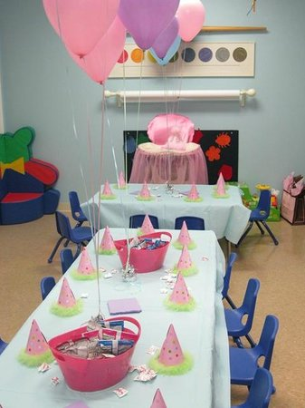 Play and Learn With Me: Fantastic Birthday Parties Lafayette LA