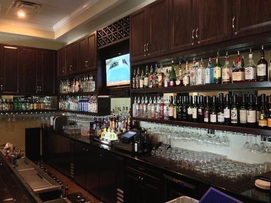Malibu Beach Grill : bar