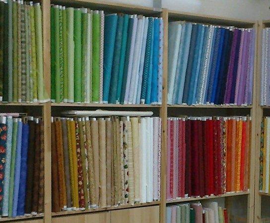 f01624f4d6ec tessuti e corsi per Patchwork e cucito creativo - Picture of ...