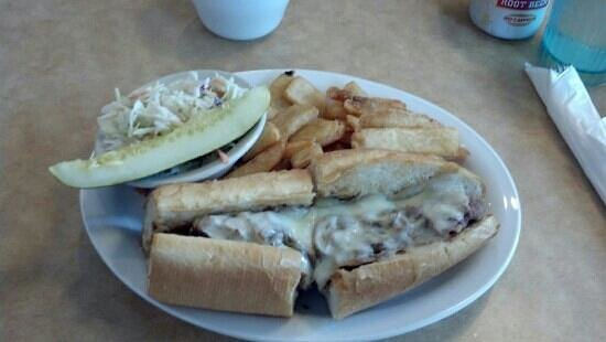 TooJay's: french dip