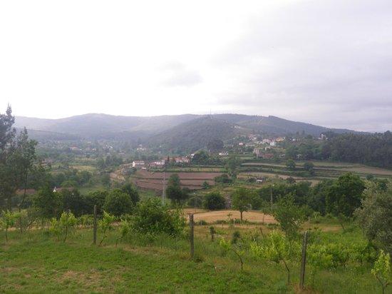 Quinta da Vila: vista do lounge da piscina