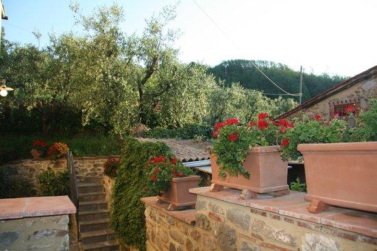 San Gennaro Castello B&B: esterno
