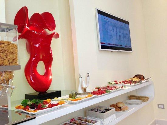 Palazzo Montefusco Sorrento: Amazing Breakfast!