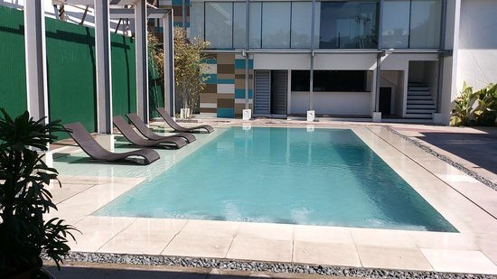Century Hotel Angeles City : Pool