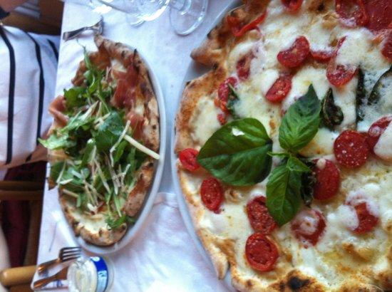 Chalet Primavera: Le nostre pizze