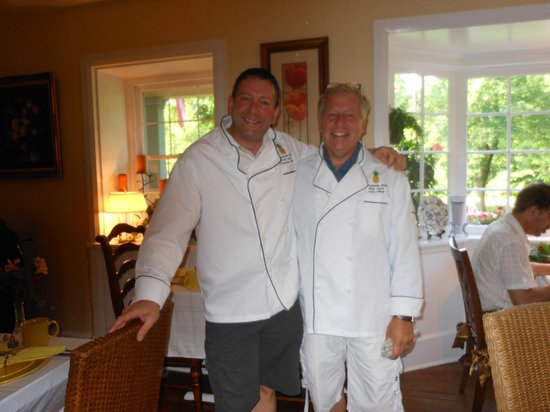 New Hope, Pennsylvanie : Scott and Roy, InnKeepers Extraordinaire