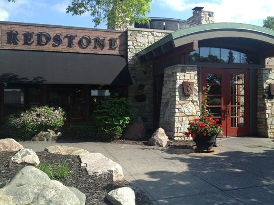 Redstone American Grill: Always look forward to coming here.