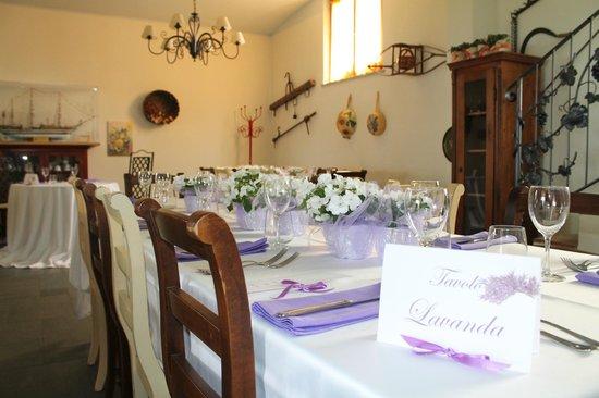 Pelago, Italia: allestimento matrimonio
