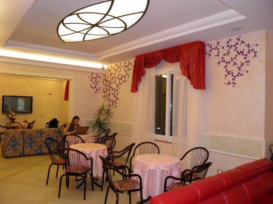 Soggiorno Hotel Missouri Bellaria