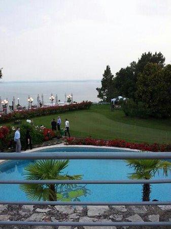 Golf Hotel Ca' Degli Ulivi: la vista